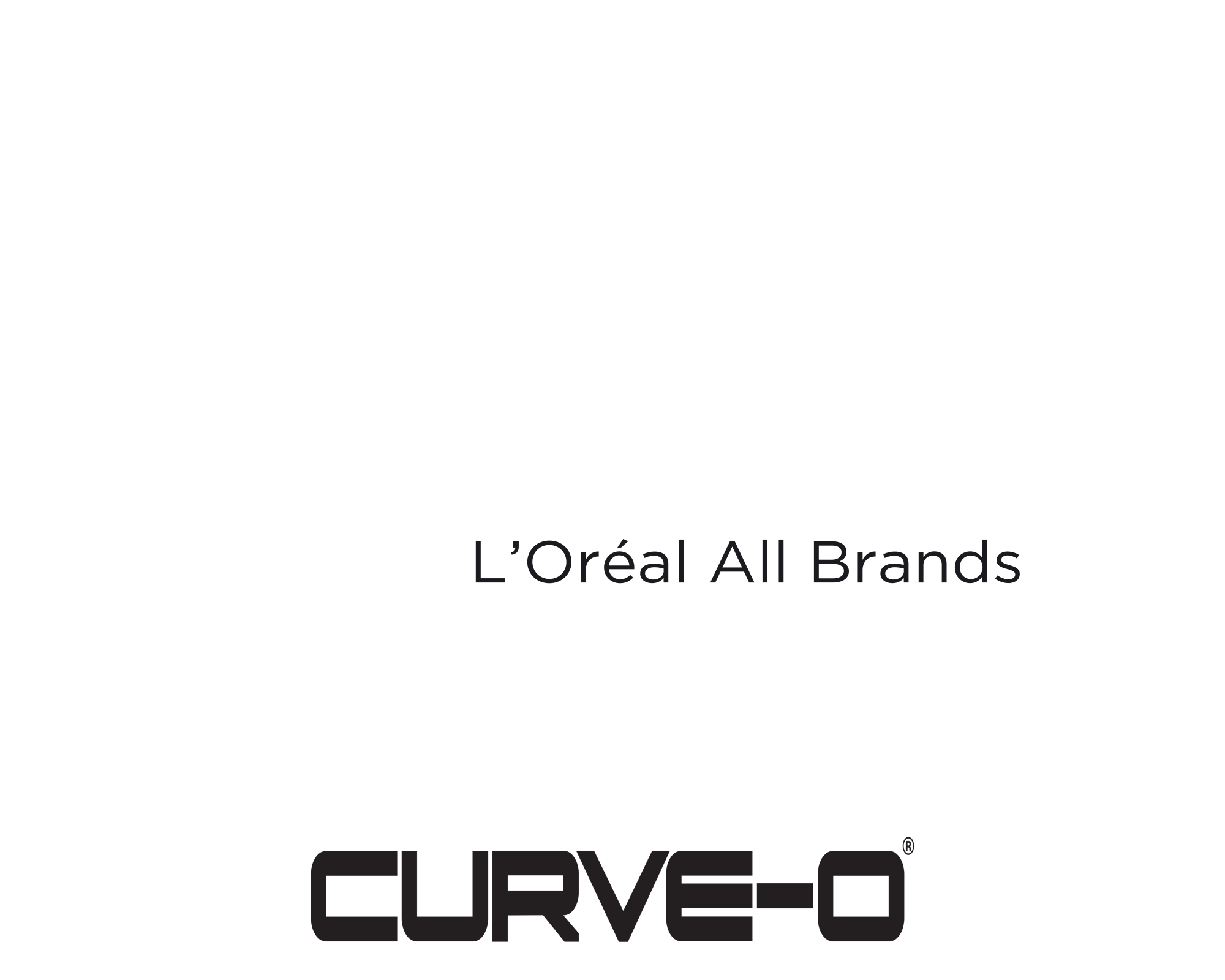 LAB - L'Oréal All Brands - Professional Beauty | CURVE-O